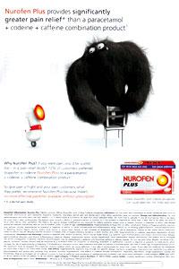 Nurofen Advert