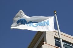 Trial of Amgen, Servier's heart failure drug clears interim check
