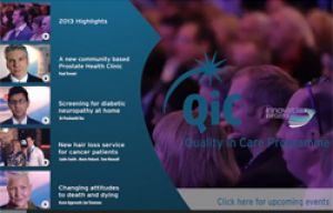 QiC Oncology innovation expo video