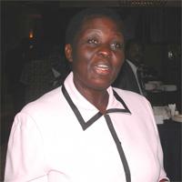 UN HIV envoy Speciosa Wandira-Kazibwe