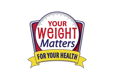 Your Weight matters logo