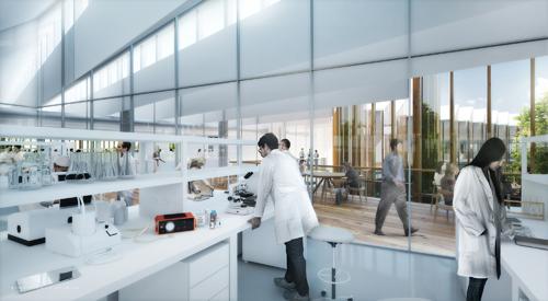 AstraZeneca AZ global R&D corporate HQ