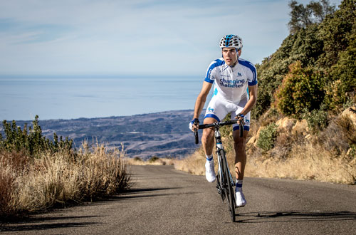 Team Novo Nordisk Diabetic Cycling Team