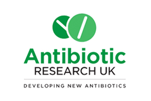 Antibiotic Research UK logo