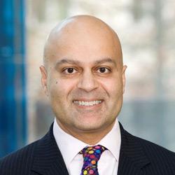 Sanofi Dr Ameet Nathwani