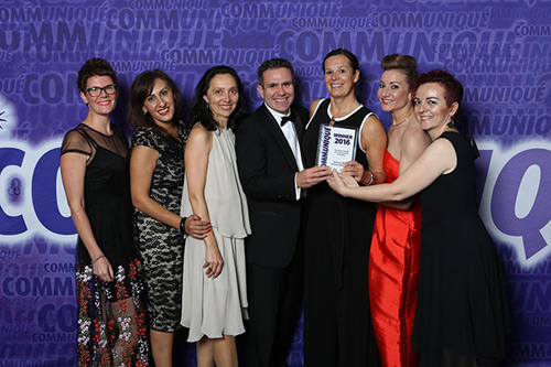 The Pegasus Award for In-House Team of the Year Medtronic