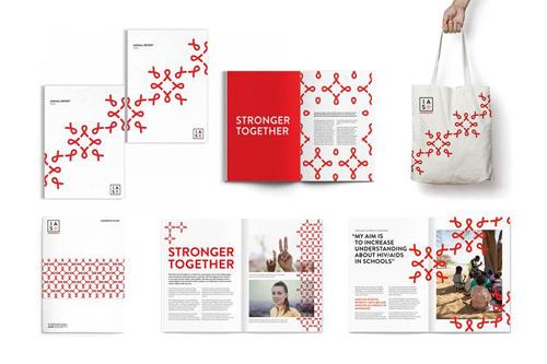 International AIDS Society rebrand
