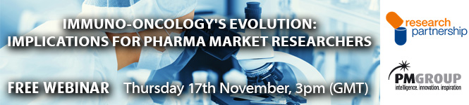 Immuno-oncology's evolution: impacts for pharma market researchers