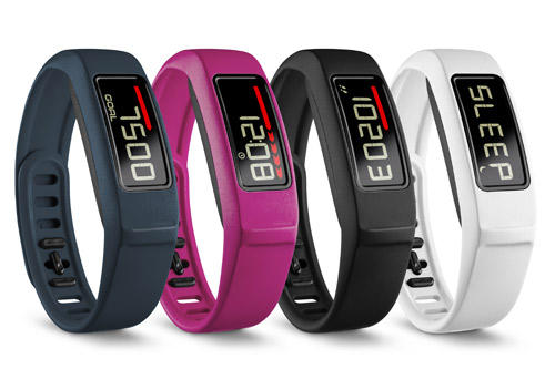 Garmin vivofit range of wearable activity trackers