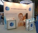 Oilatum Exhibition Stand