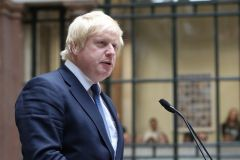 Boris Johnson announces fast-track immigration plans for top scientists
