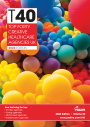 The print edition of T40 2020 is available now!