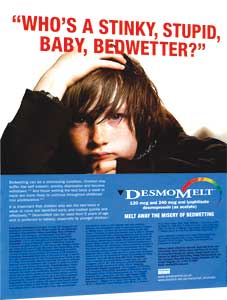 DESMOMELT advert