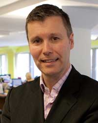 Paul Blackburn, co-founder Resolute Communications