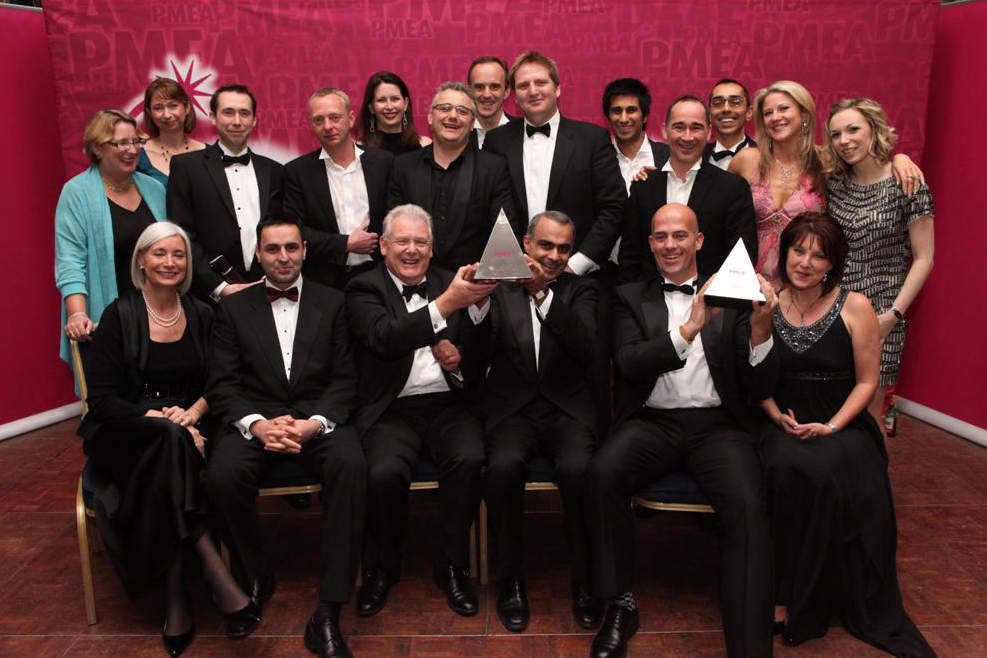 PMEA Winner - Accenture Company Of The Year (>£150 Million)