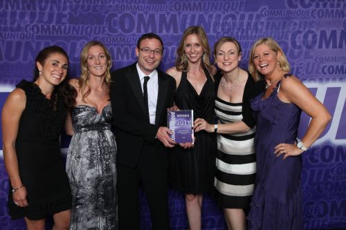 Communiqué Small Independent Consultancy of the Year