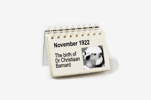 Dr Christiaan Barnard