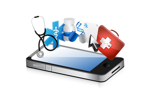Healthcare industry apps