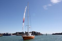 MS sailing challenge comes to UK