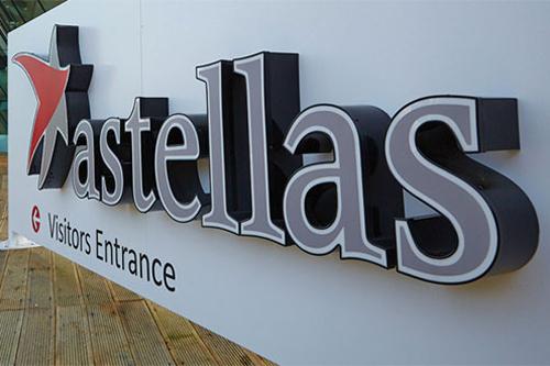 Pharma company Astellas