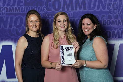 Young Achiever in Healthcare Communications Jessica Smith