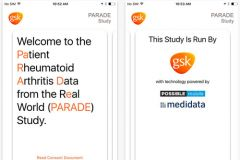GSK launches first pharma trial powered by Apple's ResearchKit