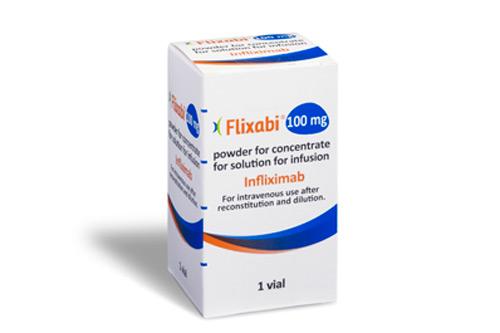 Biogen Flixabi pack shot