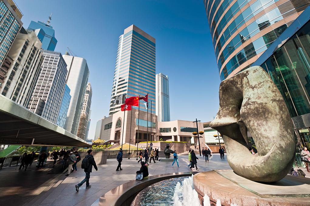 Hong Kong Exchange Square