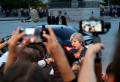 Theresa May Cameras