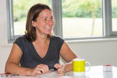 Pharma Careers Q&A: Caroline Benson