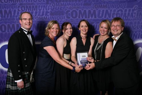 Communiqué Medical Education Consultancy of the Year