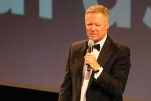 Rory Bremner at the 2009 Communiqué Awards