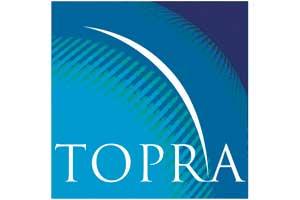 The Organisation for Professionals in Regulatory Affairs (TOPRA) logo