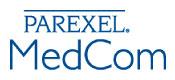 Parexel MedCom logo