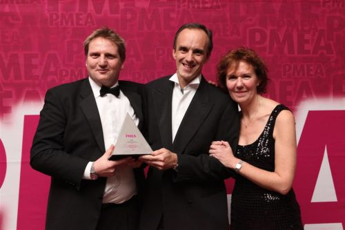 PMEA Winner - Sudler & Hennessey Brand Revitalisation Award