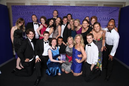 Communiqué Specialist Consultancy of the Year