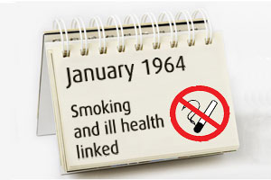 Smoking and Health US Surgeon General report, 1964