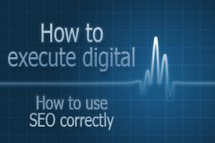 How to use SEO correctly