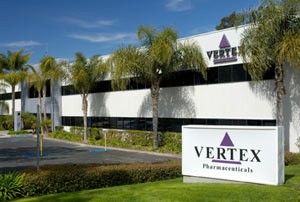 Vertex Pharma headquarters