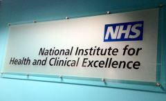 NICE (National for Health and Clinical Excellence)