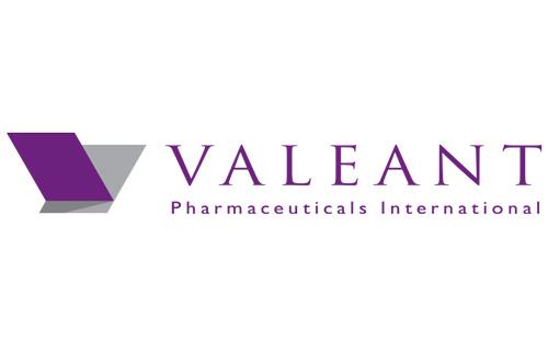 Valeant Pharma logo