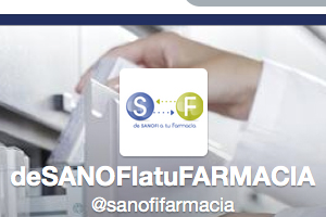 Sanofi twitter