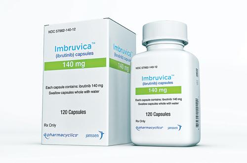 Janssen Imbruvica iibrutinib