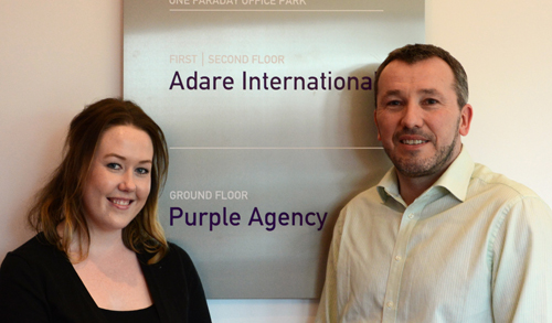 Purple Agency Terri Martin Andrew Jenkins