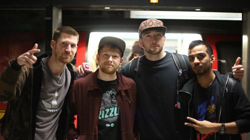 Boehringer Ingelheim Beat Box Collective