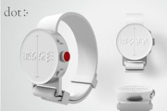 Braille Smartwatch among D&AD Black Pencil recipients