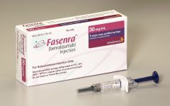 Daily Brief: Limited NICE recommendation for Fasenra, Urovant takes aim at an IPO, Xtandi expands use