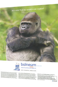 Balneum Plus - Treatment of itching and dry skin