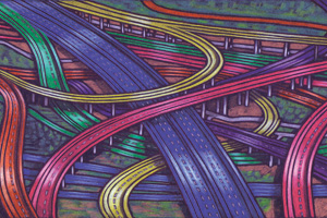 Spaghetti-Junction