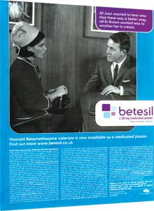BETESIL Advert